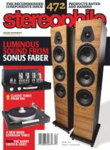 Stereophile – April 2021