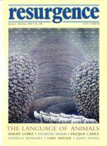 Resurgence & Ecologist – Resurgence, 192 – January – Febriary 1999