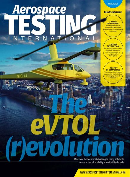 Aerospace Testing International – March 2021