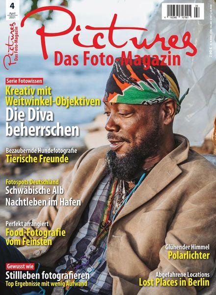 Pictures – Das Foto-Magazin – 16 Marz 2021