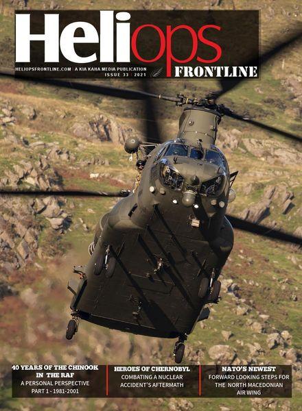 Heliops Frontline – Isuue 33, 2021