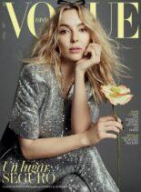 Vogue Espana – abril 2021