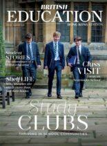 British Education – 17 March 2021