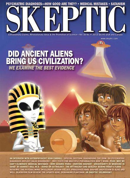 Skeptic – Issue 18.4 – November 2013