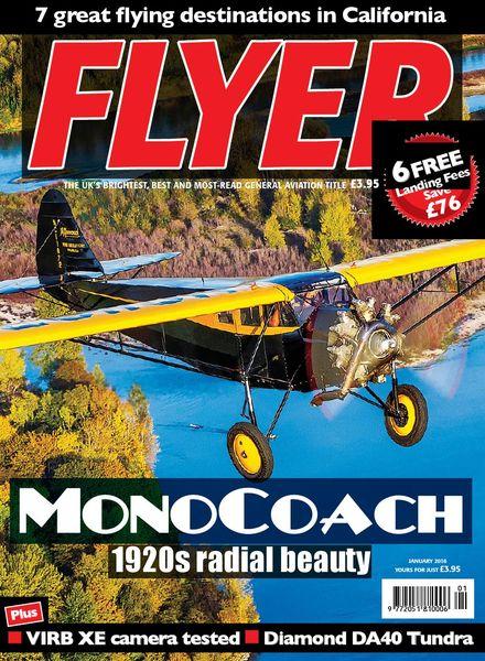 Flyer UK – January 2016