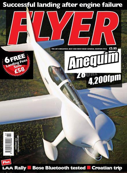 Flyer UK – November 2015