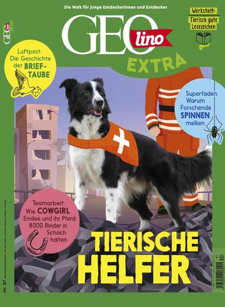 GEOlino Extra – Marz 2021
