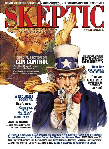 Skeptic – Issue 18.1 – March 2013