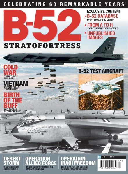 Air International – B-52 Stratofortress 2013
