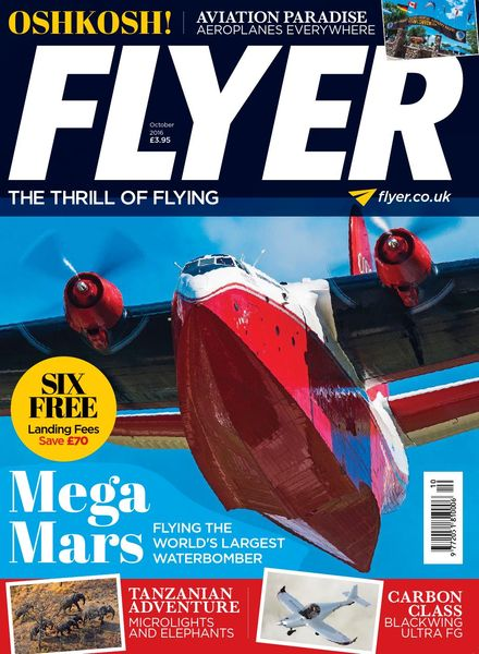 Flyer UK – October 2016