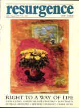 Resurgence & Ecologist – Resurgence, 189 – July-August 1998