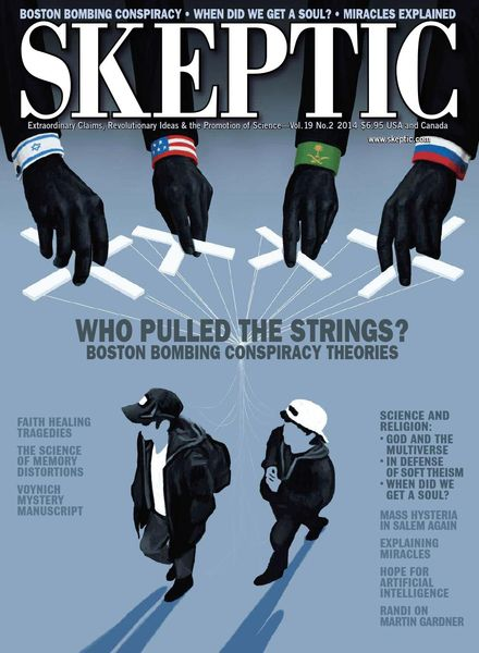 Skeptic – Issue 19.2 – May 2014