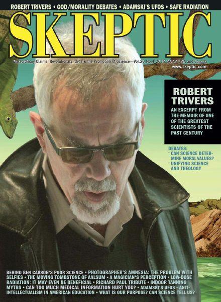 Skeptic – Issue 20.4 – November 2015