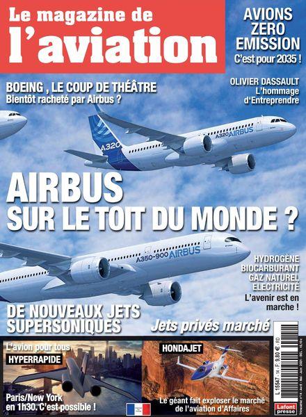Le Magazine de l'Aviation – Avril-Juin 2021