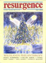 Resurgence & Ecologist – Resurgence, 191 – November – December 1998