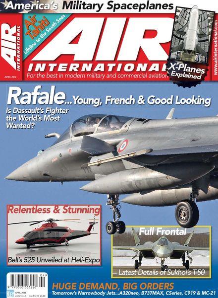Air International – April 2012
