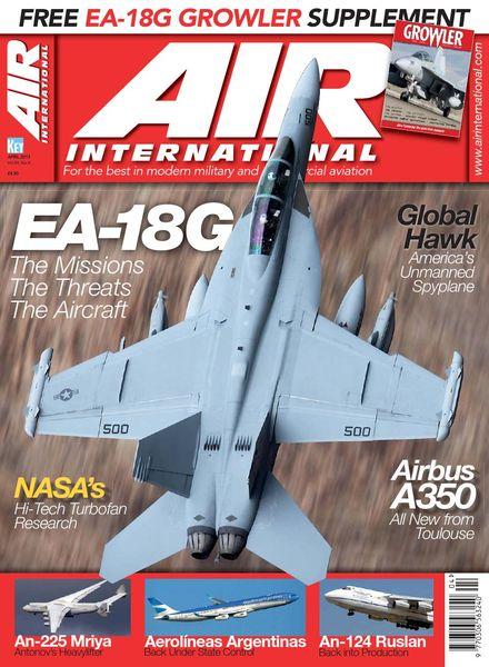 Air International – April 2013