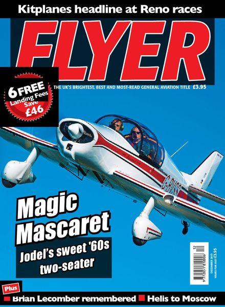 Flyer UK – December 2015