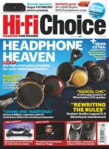 Hi-Fi Choice – Issue 474 – April 2021