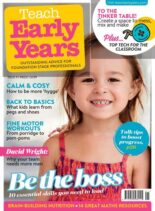 Teach Early Years – Issue 9.1 – March 2019