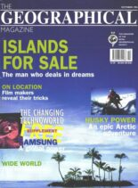 Geographical – October 1996