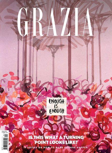 Grazia UK – 05 April 2021