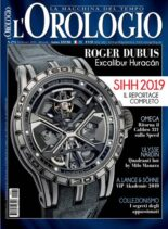 l'Orologio – Febbraio 2019