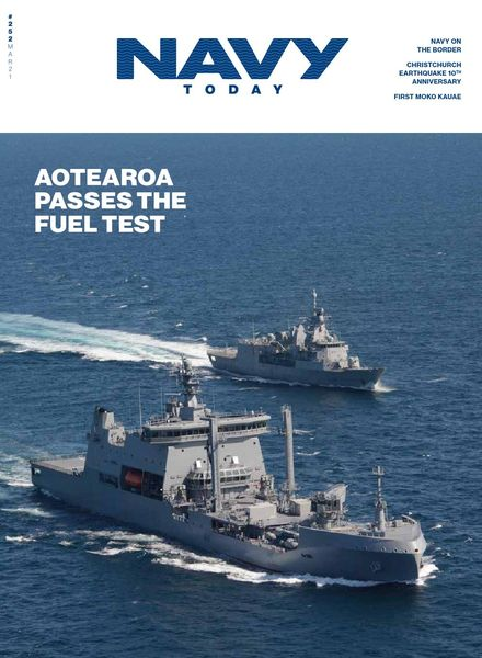Navy Today – March 2021