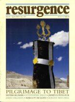 Resurgence & Ecologist – Resurgence, 187 – March-April 1998