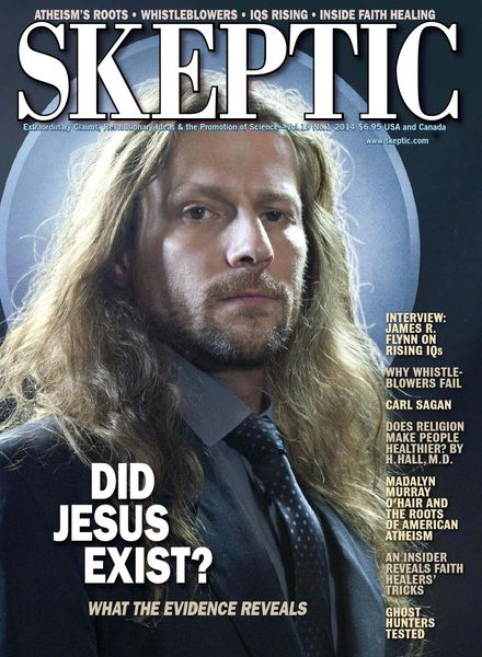 Skeptic – Issue 19.1 – February 2014