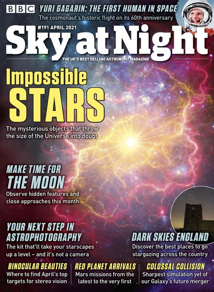 BBC Sky at Night – April 2021