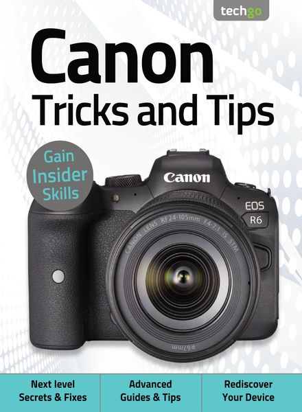 Canon For Beginners – 28 March 2021