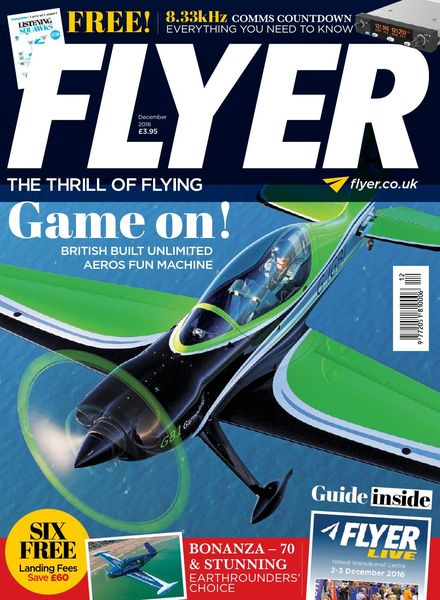 Flyer UK – December 2016