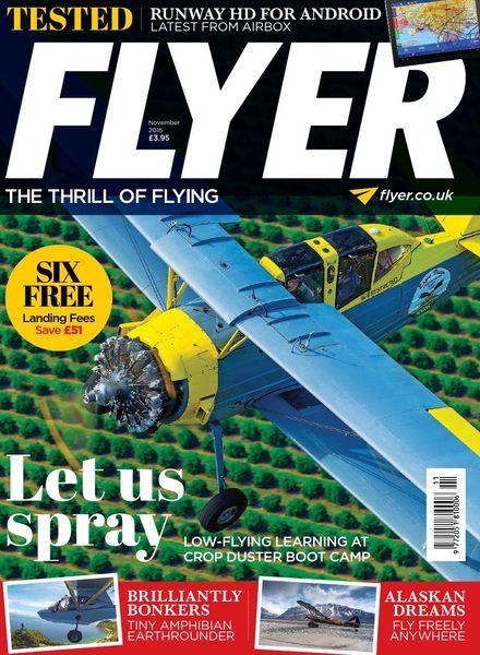 Flyer UK – November 2016