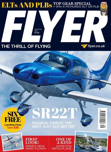 Flyer UK – September 2016