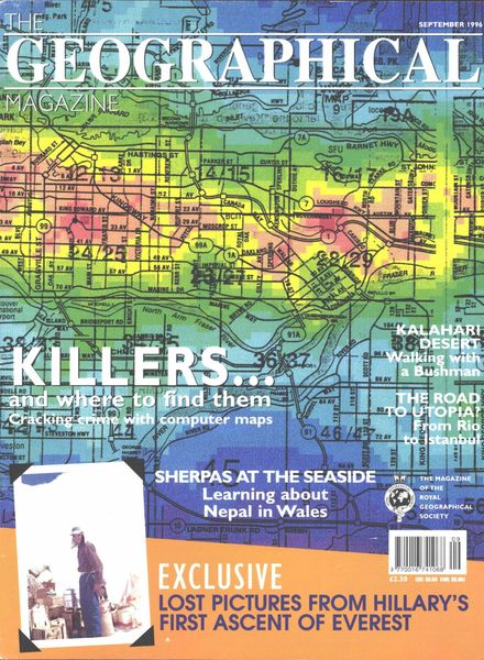 Geographical – September 1996