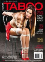 Hustlers Taboo – March-April 2021