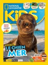National Geographic Kids France – Avril 2021