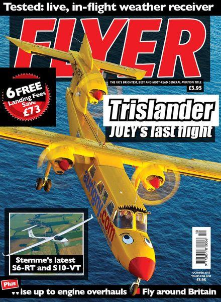 Flyer UK – October 2015