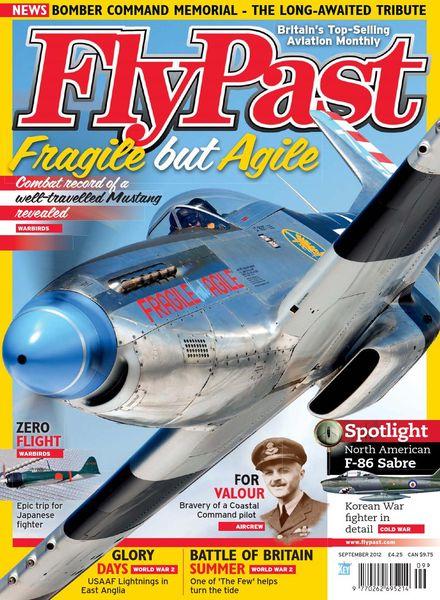 FlyPast – September 2012