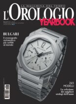 l'Orologio – Yearbook 2019-2020
