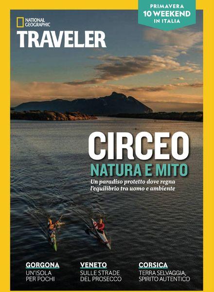 National Geographic Traveler Italia – Primavera 2021
