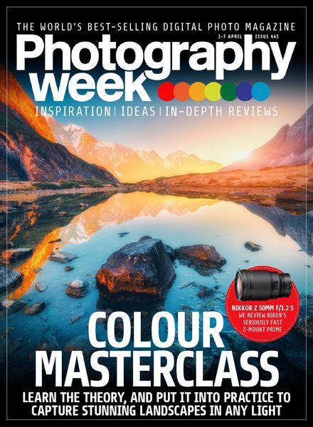 Photography Week – 01 April 2021
