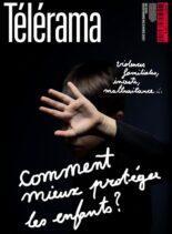 Telerama Magazine – 27 Mars 2021