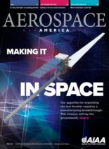 Aerospace America – April 2021