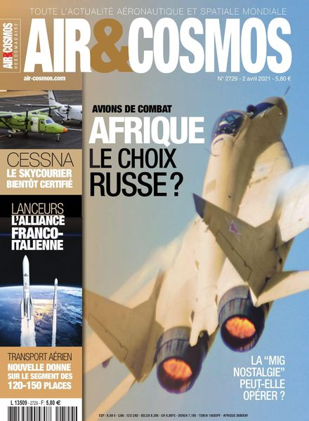 Air & Cosmos – 2 Avril 2021