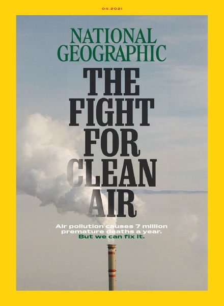 National Geographic UK – April 2021