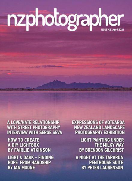 NZPhotographer – April 2021