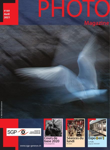 Photo Magazine – Avril 2021