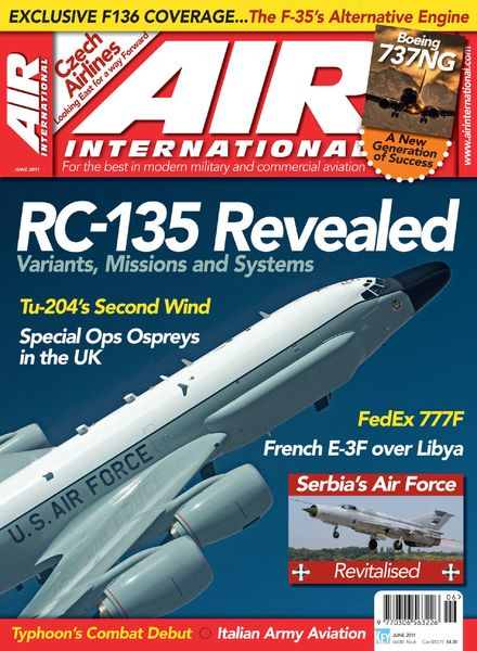 Air International – June 2011